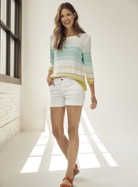 charlieB 3 tone sweater s2021
