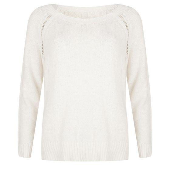 esqualo sweater white s2021